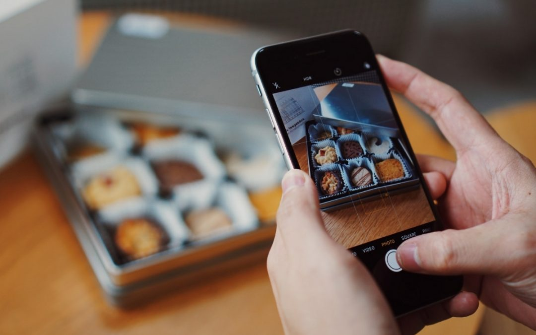 How to Take High Quality Photos For Your Website With Your Phone