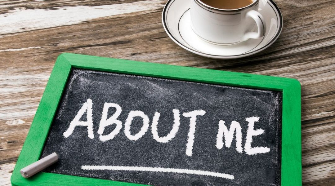 How to create a great About Me page